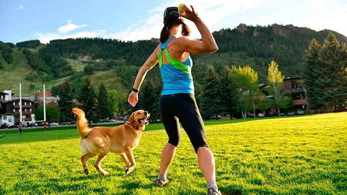 Fitness With Your Dog
