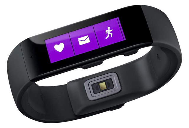 portable fitness tracker